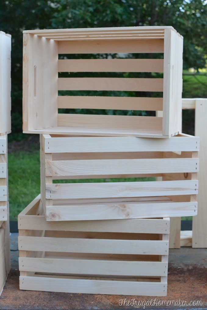 wood crates and pallet from CratesandPallet.com