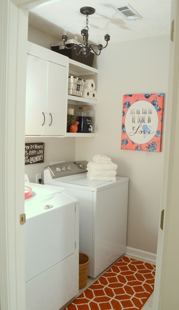Laundry room favorite paint colors blog for Laundry room redo blog