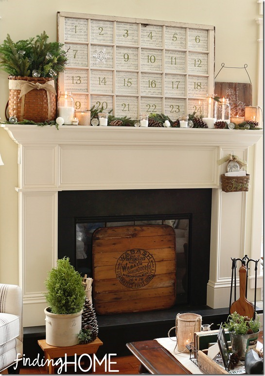 Calendar Decoration Ideas : Decorating ideas for old windows