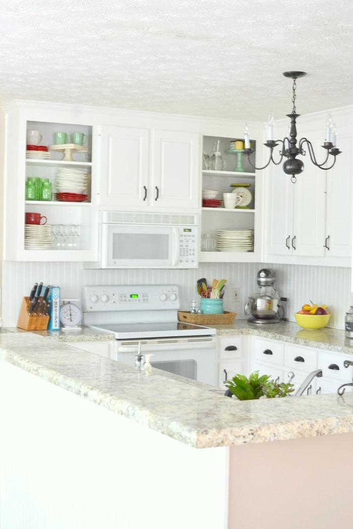 Farmhouse Budget Kitchen Makeover