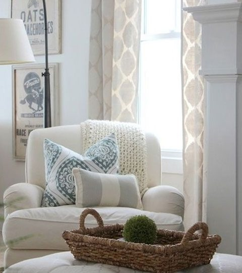 Create a living room wish list (31 days to Love the Home You Have)
