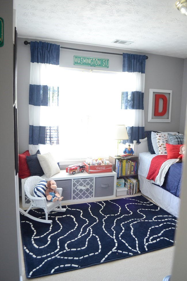 Playroom/Boys Bedroom