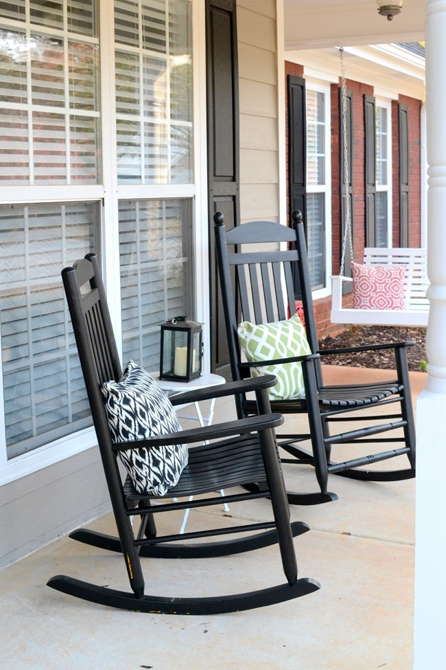 I Have To Say My Favorite Is The Porch Swing U2013 The Late Summer/fall Weather  Has Been Perfect For Going Out There And Swinging. When The Baby Gets Fussy  Or I ...