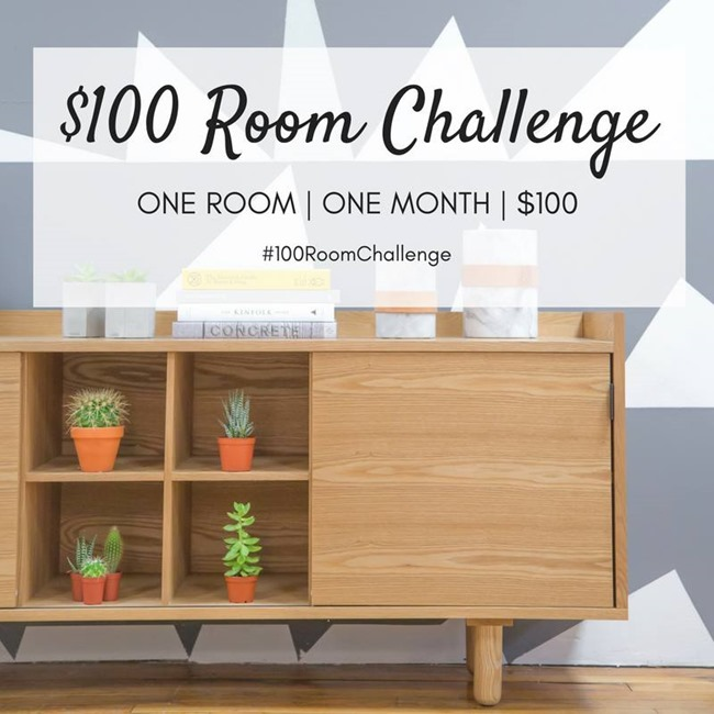 Guest Bathroom Before (#100RoomChallenge – Transform One Room in One Month with $100)