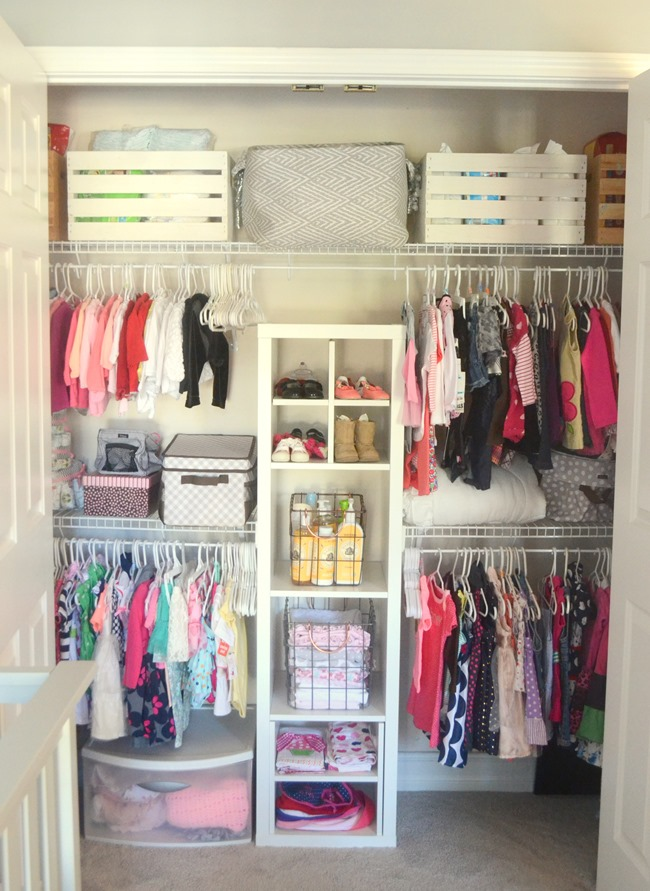 organization baby small room pictures diy hack easy to more closet nursery a way get ideas smart in pin