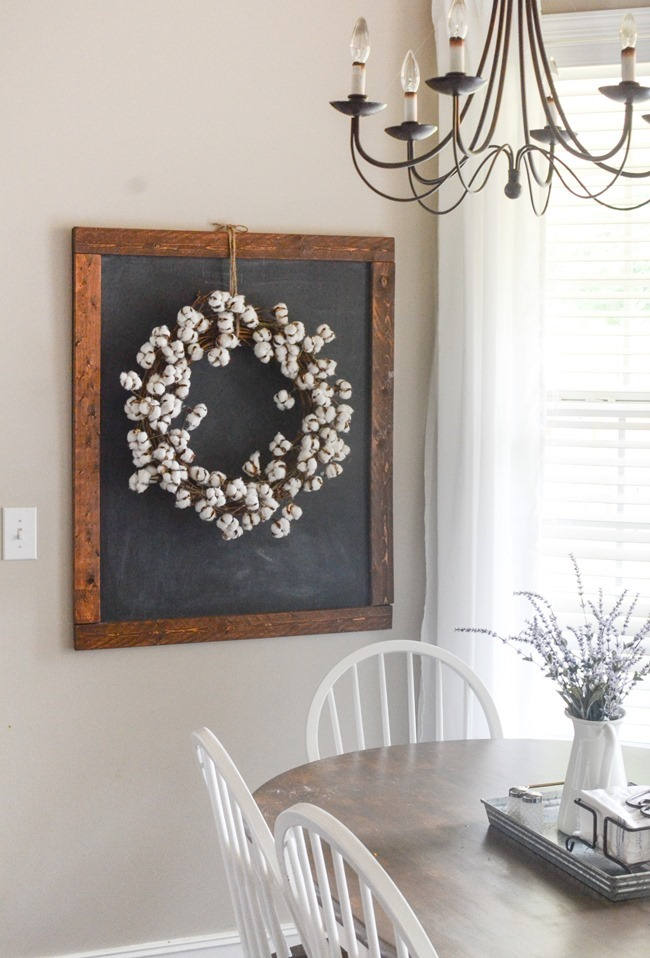 DIY Cotton Wreath-10