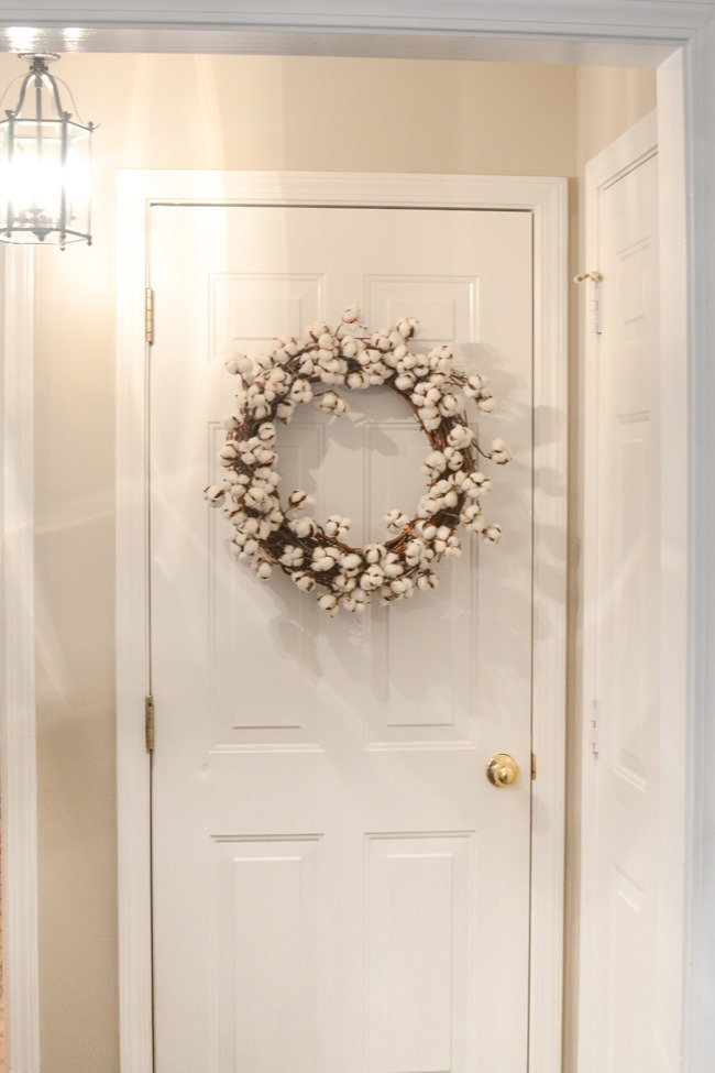 DIY Cotton Wreath-16