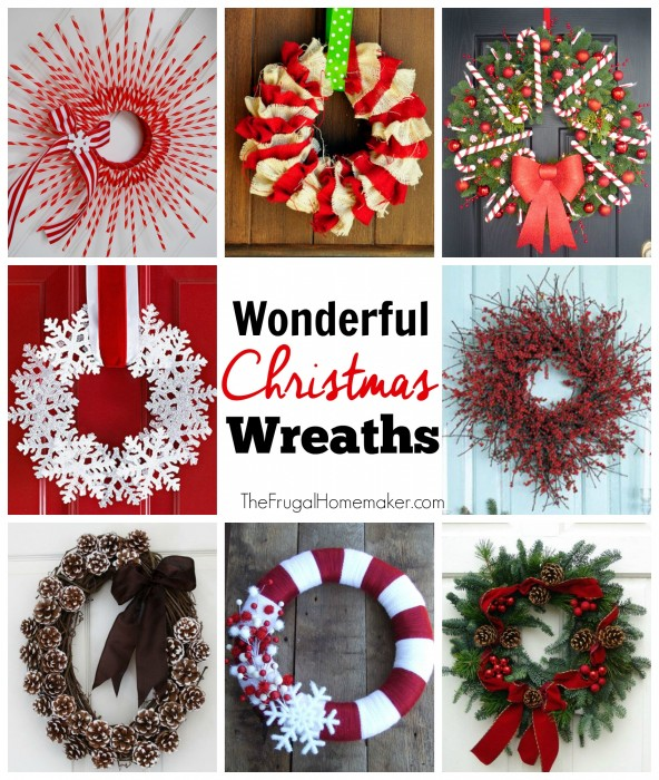 Wonderful Christmas Wreaths