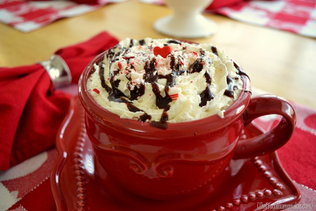 P52: Drink up + my favorite Peppermint Mocha recipe