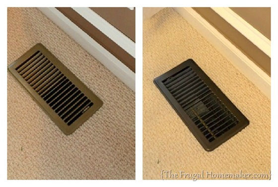 updated dining room vent