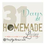 31 days of Homemade Living