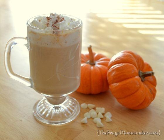 Pumpkin Pie White Chocolate
