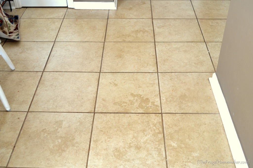 Photos Of Floor Tile With Dark Grout