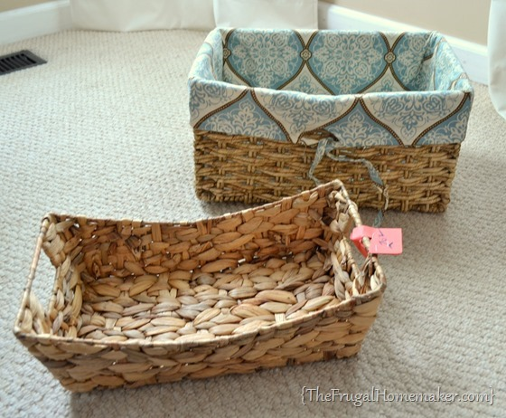 Friday Frugal Finds: dresses and baskets