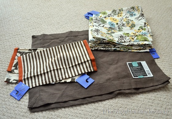 Friday Frugal Finds: NEW Target linens at Value Village + link up YOUR Frugal Finds!