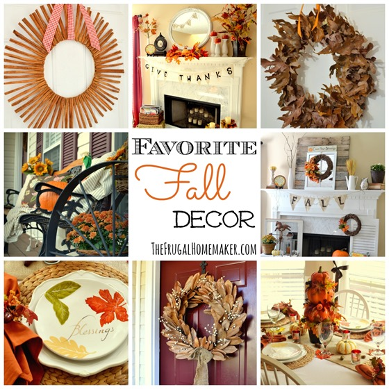 Fall project round up
