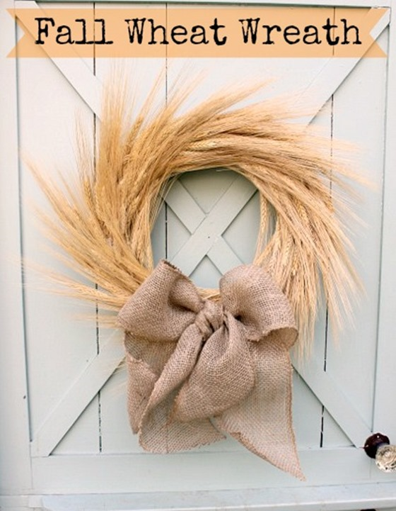 Wheat-Wreath