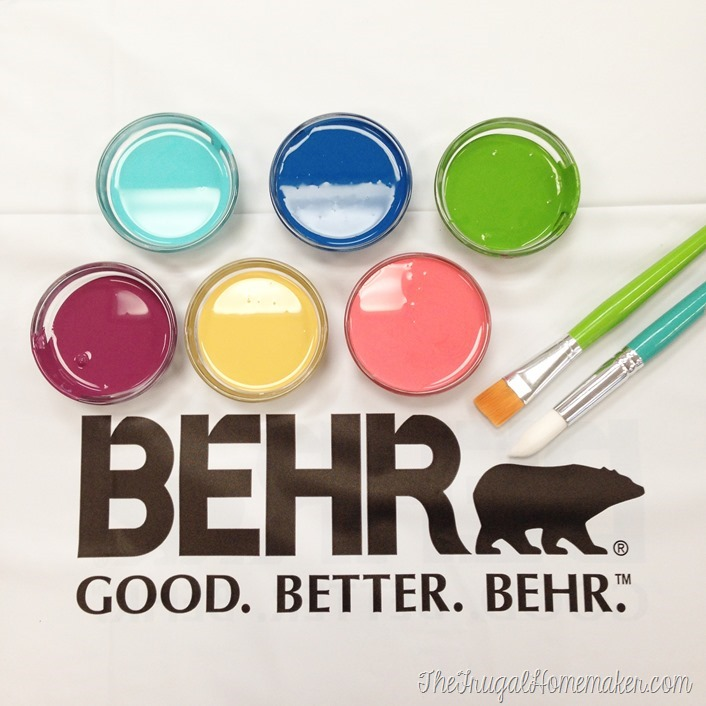 My visit to California and the Sunset Magazine Idea House for the launch of Behr Marquee paint (+ celebrating my 3 year blogiversary with a gift for one of you!)