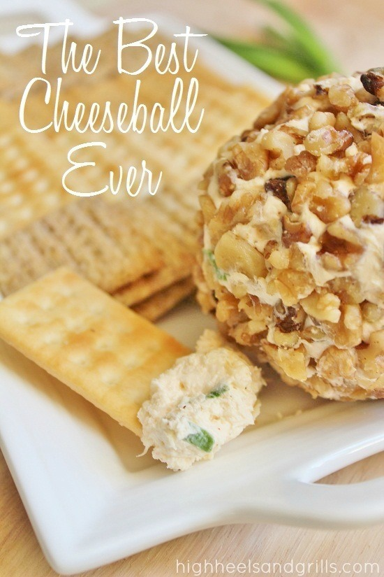 Cheeseball Labeled