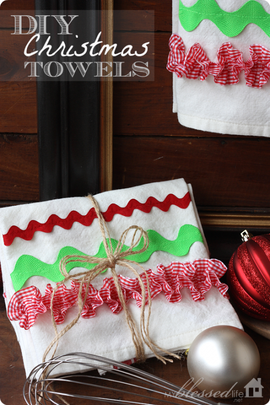 DIY-Christmas-Towels-550x825