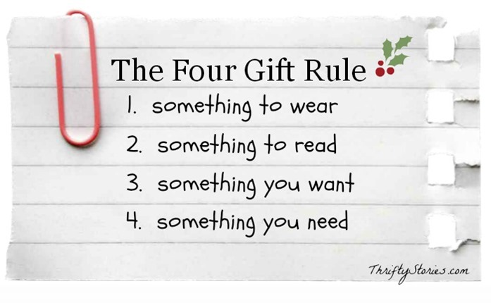Fourgiftrule