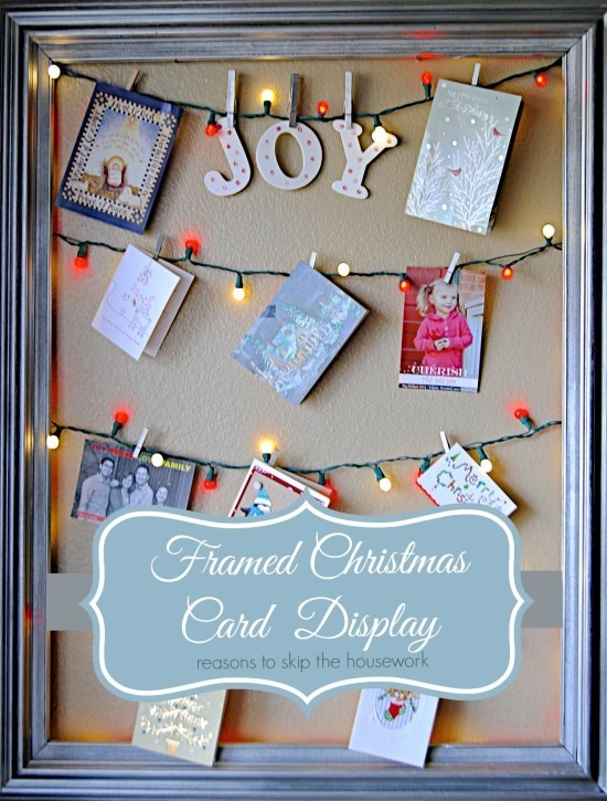 Framed-Christmas-Card-Display-2