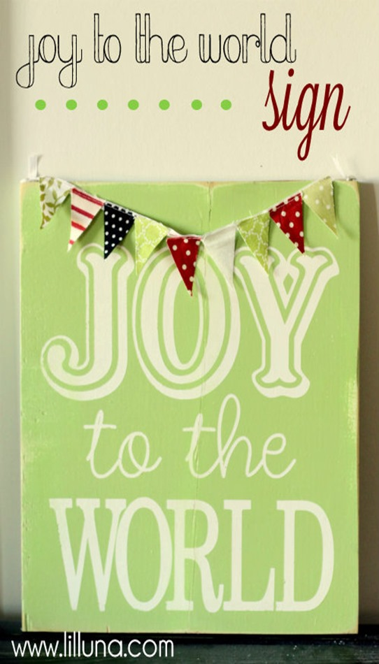 Joy-to-the-World-Sign-Cute-and-made-for-under-ten-dollars