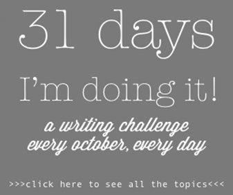 write 31 days button