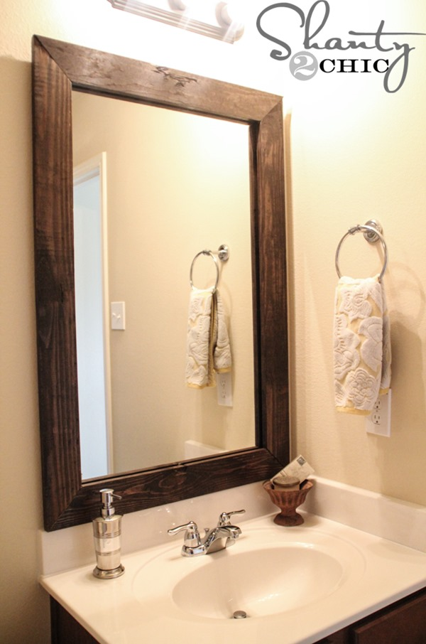 DIY-Mirror-Frame