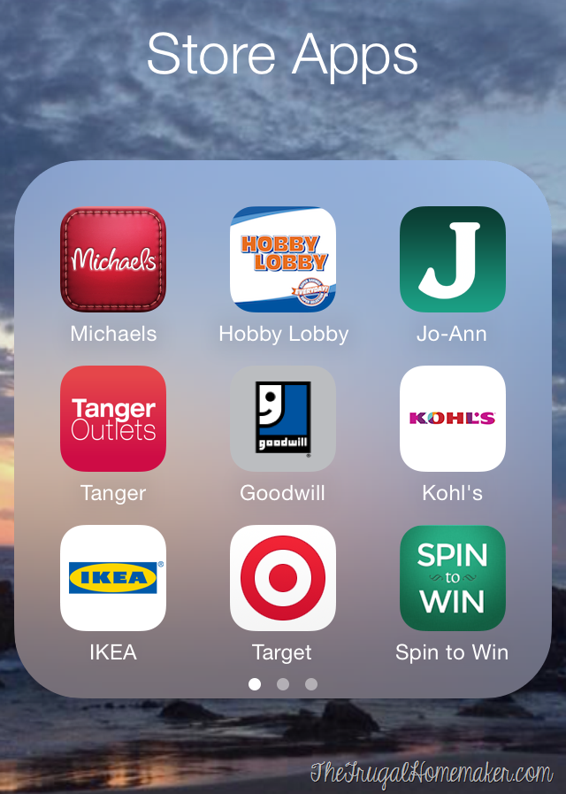 Frugal Friday: Saving money with my favorite shopping apps