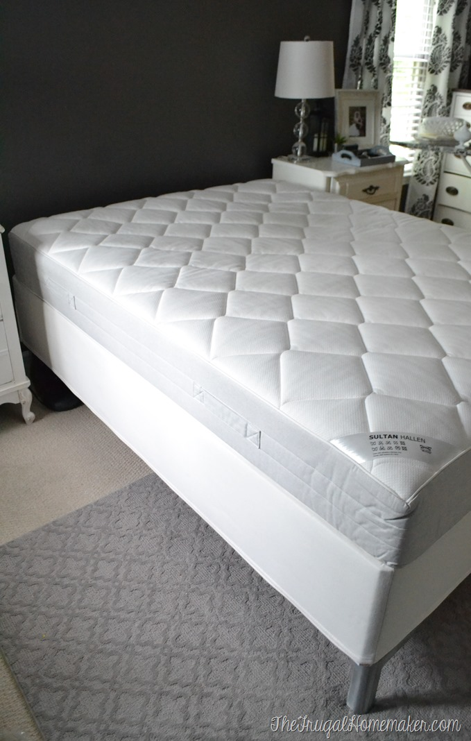 my thoughts on our ikea mattress sultan hallen ikea mattress 11877 | dsc 0304