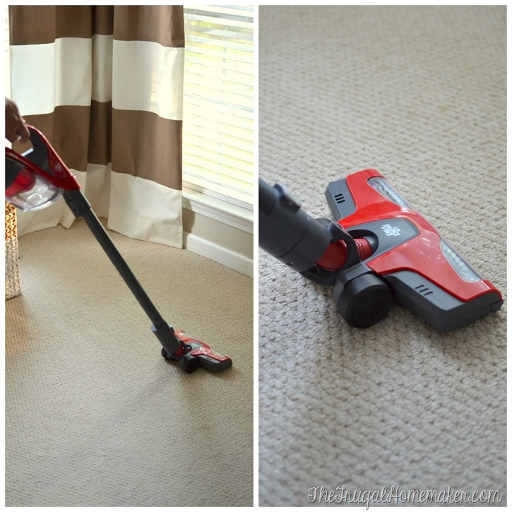 Dirt Devil carpet floor cleaner