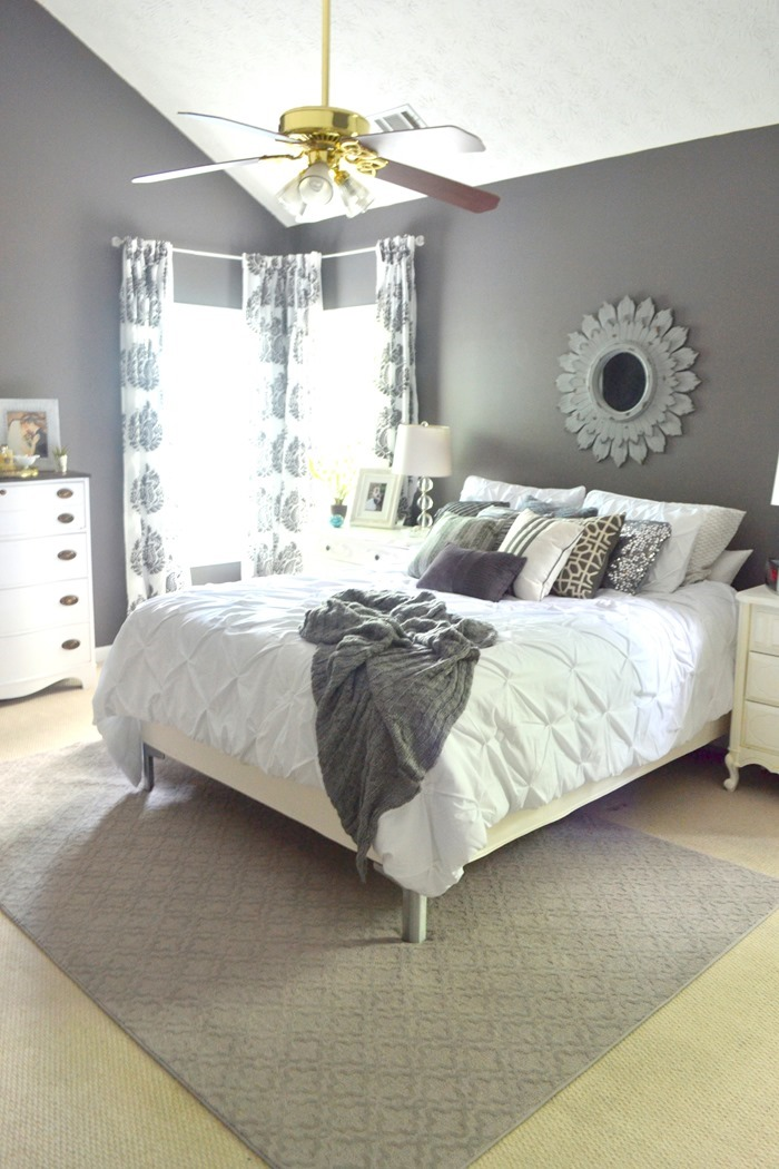 Make your bedroom a sanctuary (31 days to Love the Home You Have)