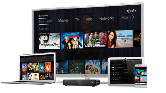 watch all your favorite fall shows on the X1 system from XFINITY