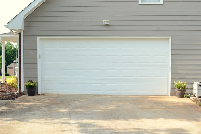 How To Add Character Your Garage Door In 5 Minutes And For Less Than 20