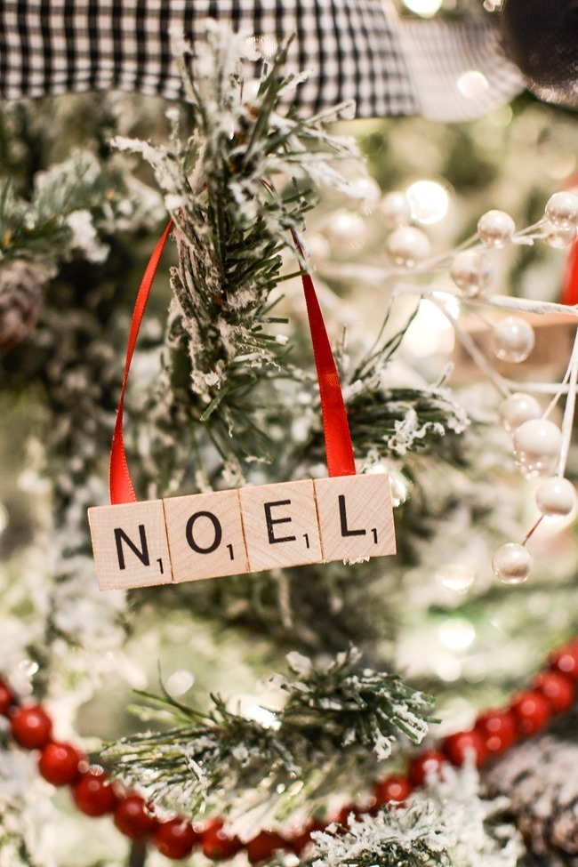 DIY Scrabble Letter Ornaments-14