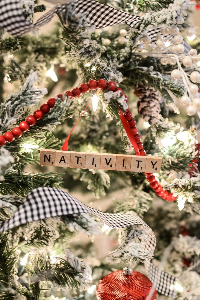 DIY Scrabble Letter Ornaments-7