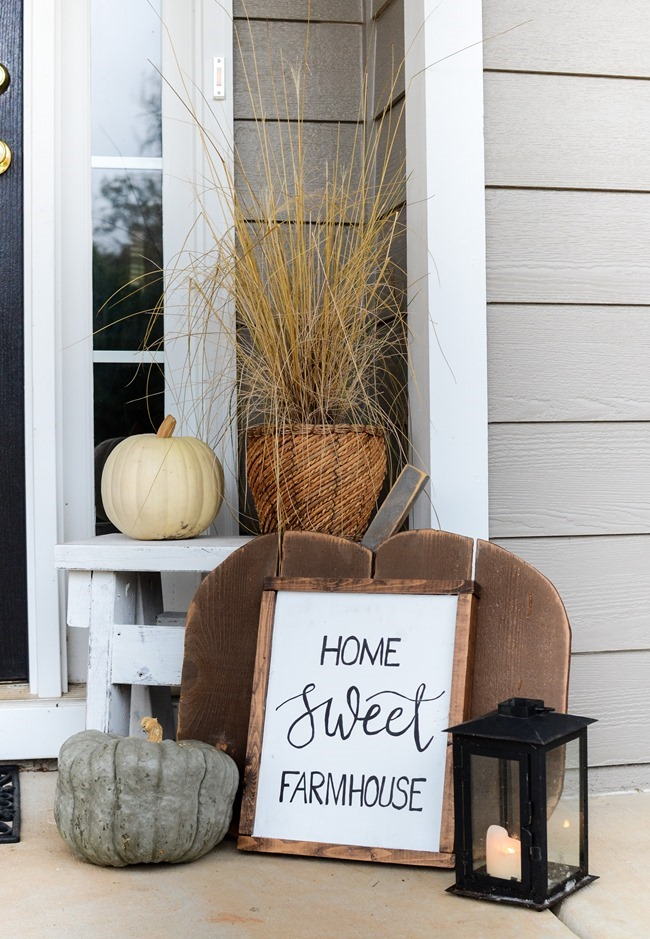 Farmhouse Fall Front Porch-10