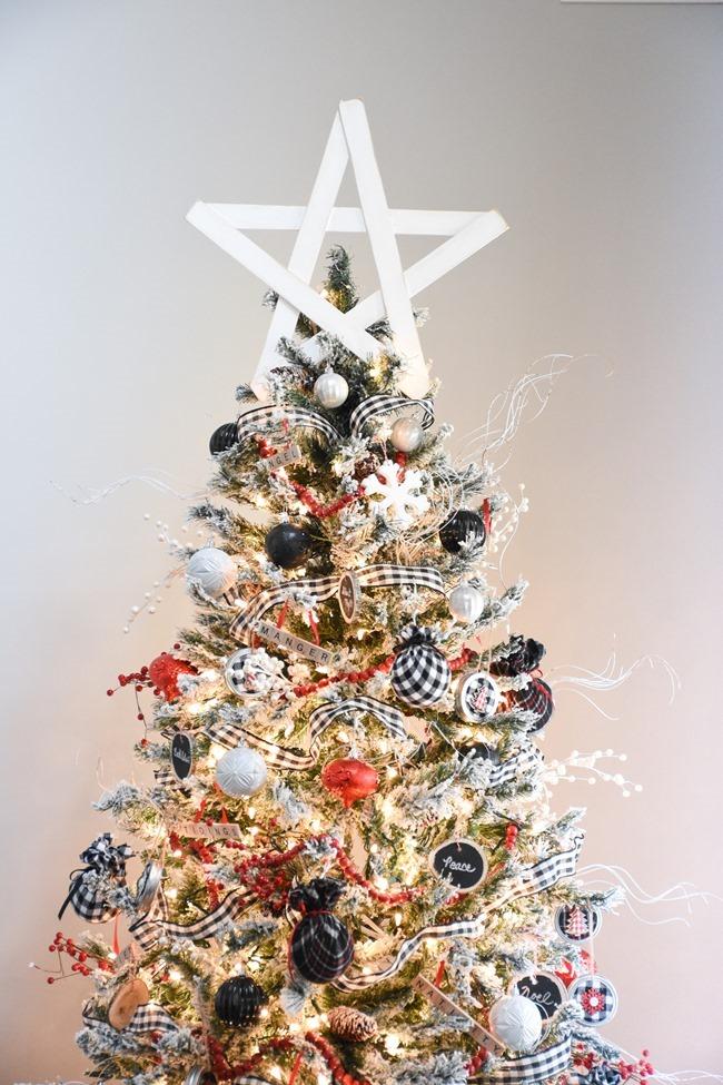 Christmas Wood Star (7 of 15)