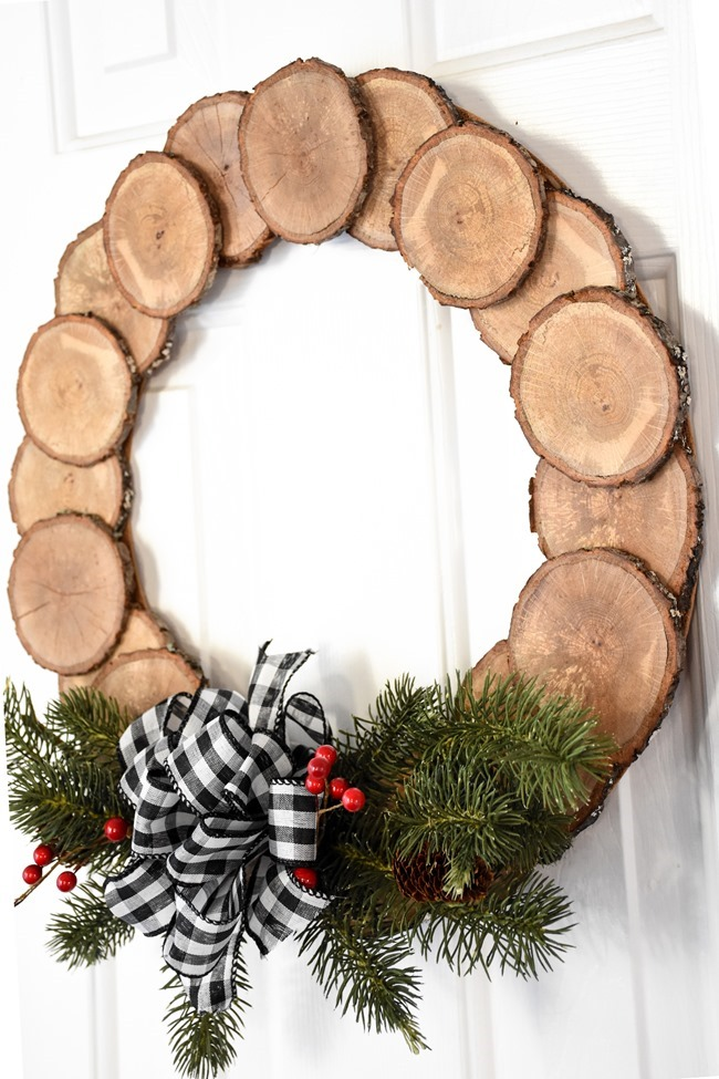 DIY Wood Slice Wreath (11 of 11)