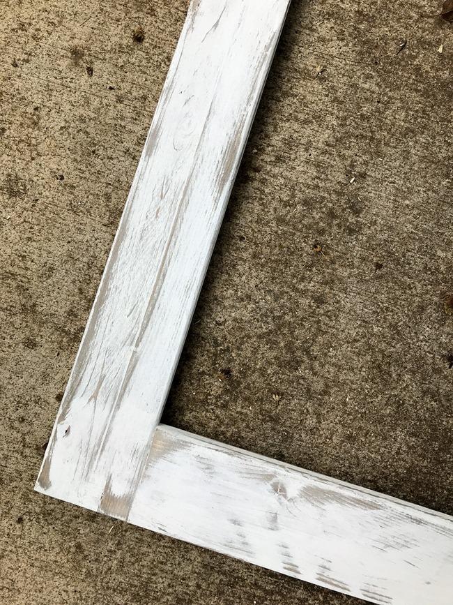DIY Farmhouse Chicken Wire Frame (5 of 8)
