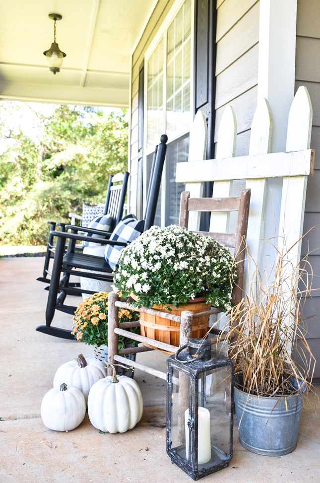 Cozy and Neutral Farmhouse Fall Tour