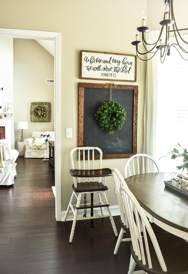 Cozy and Neutral Farmhouse Fall Tour (27 of 35)