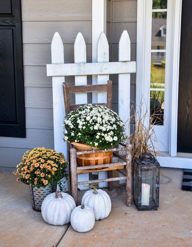 Cozy and Neutral Farmhouse Fall Tour (7 of 35)