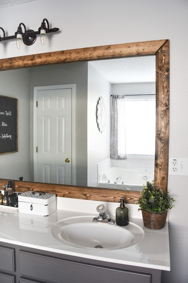 Farmhouse Master Bathroom Makeover done for $100! (24 of 31)