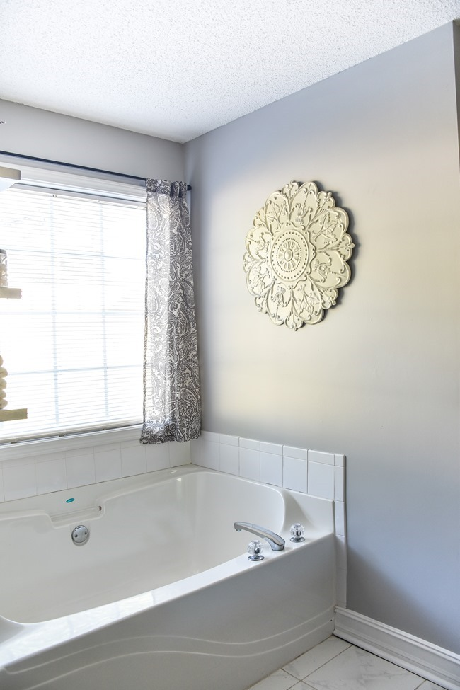 Farmhouse Master Bathroom Makeover done for $100! (6 of 31)
