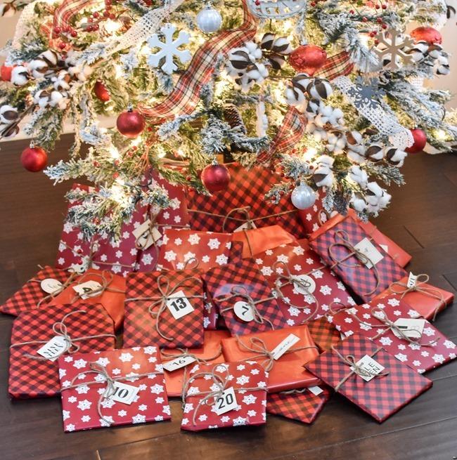 Christmas Book Advent Calendar (1 of 1)