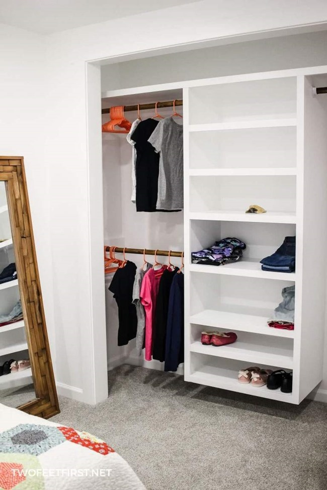 15 DIY Build to Organize projects