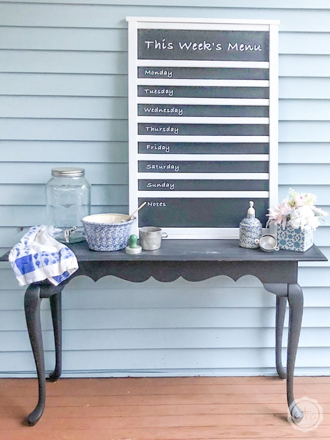 DIY-Menu-Board-from-an-Old-Crib-15