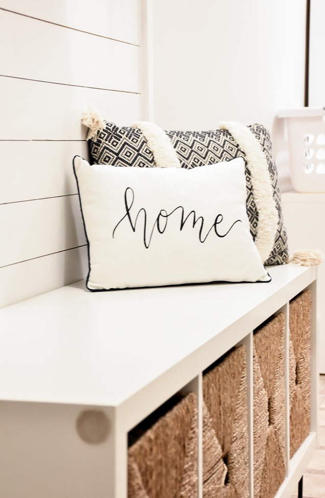DIY Shiplap Hall Tree Bench-12